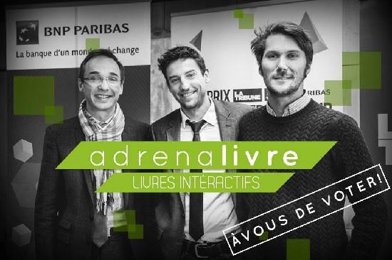adrenalivre startup ebook