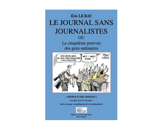 le journal sans journalistes ebook