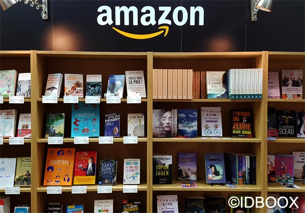 Amazon librairie autoedition