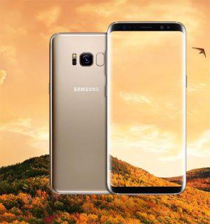Galaxy-S8-Gold