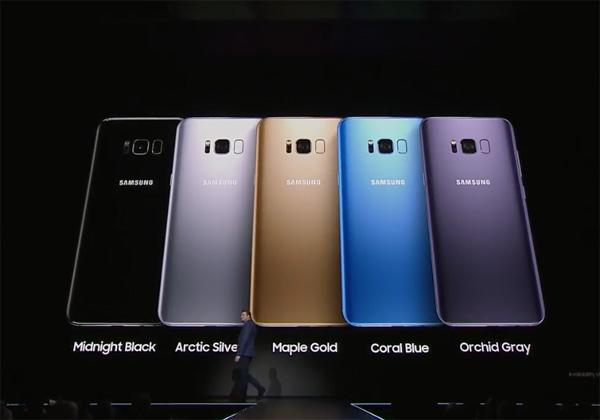 Galaxy S8 Plus Et Galaxy S8 Toutes Les Infos Officielles