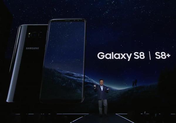 Galaxy S8 toutes les nouveautés en image