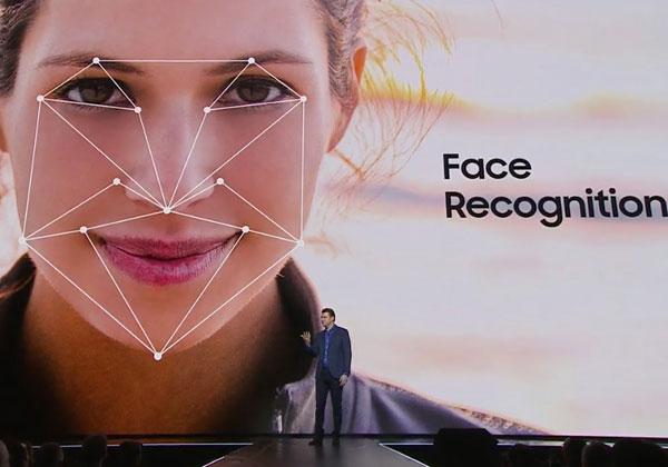 Galaxy S9 avant MWC 2018 et scanner facial 3D