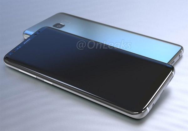 Galaxy S8 enregistre vidéo en Super Slow Motion