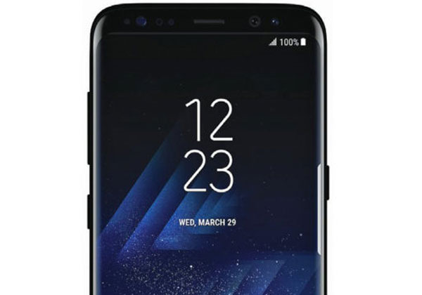 Galaxy S8 tests performances Exynos 8895