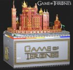Game of Thrones le donjon rouge en Lego