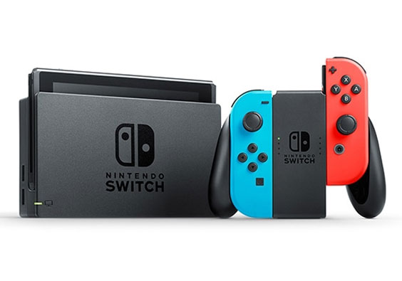 Nintendo Switch ventes record