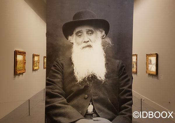 Expo Pissarro à Eragny au Musée du Luxembourg