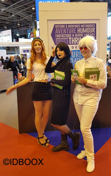Salon livre paris 2017 25 for Salon de paris 2017