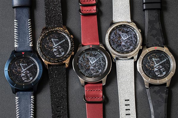 Samsung Gear S3 concepts