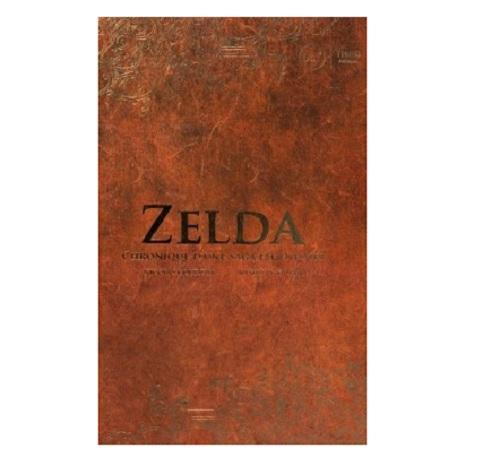 Zelda chronique d'une saga légendaire ebook jeu video