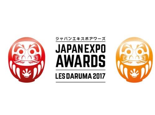 daruma japan expo 2017 manga