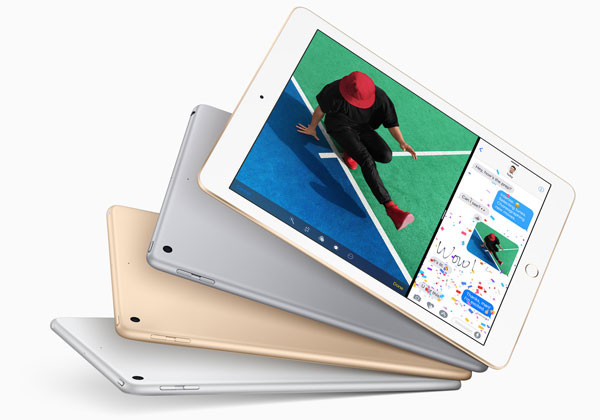 Apple sort un nouvel iPad à petit prix