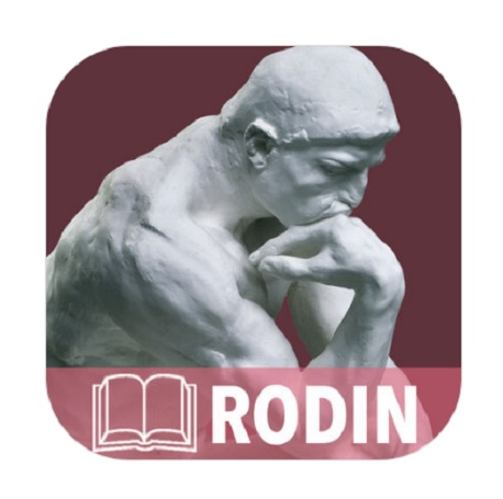 rodin application ipad exposition