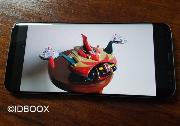 Galaxy S8 bon plan à 549€