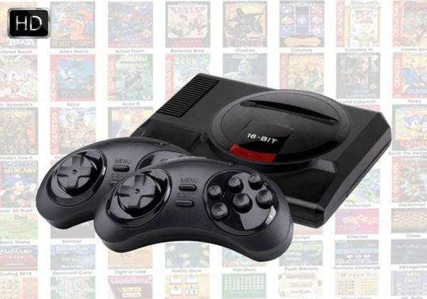 Mini Megadrive une mini console