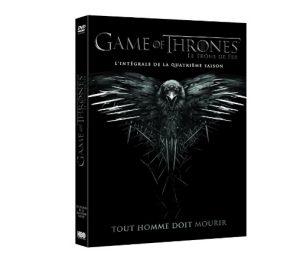 game of thrones dvd saison 4 bon plan