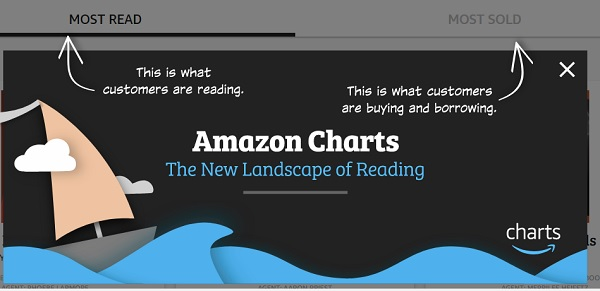 Amazon charts ebook