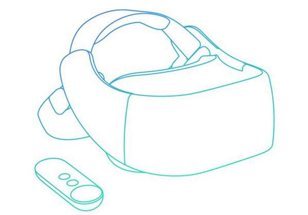 Google casque de réalité virtuelle autonome