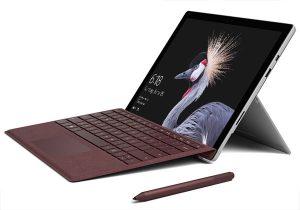Nouvelle Surface Pro pour les créatifs