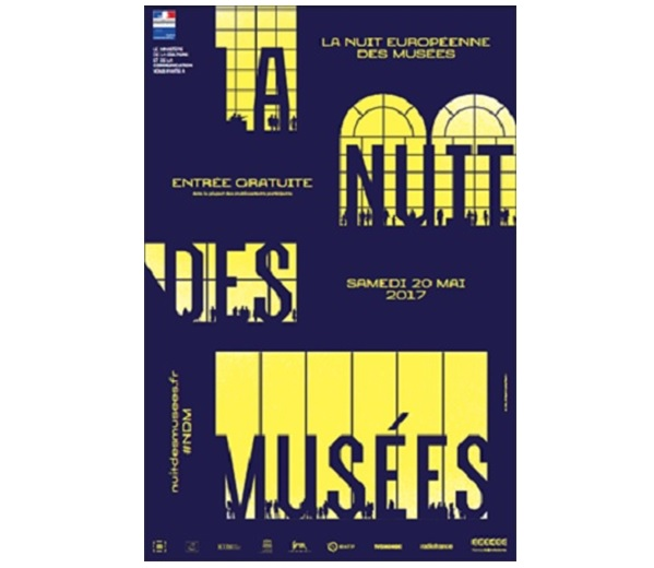 nuit europenne des musees 2017