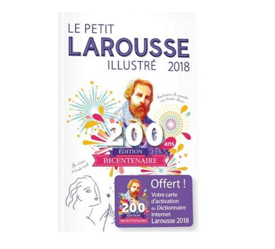 petit larousse illustre 2018 dictionnaire