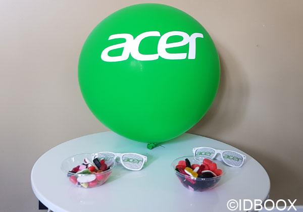Acer découverte des nouveaux Spin 1, Switch 5 et Swift 3