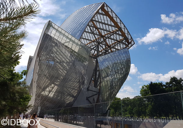 Fondation Louis Vuitton Expo Art Afrique