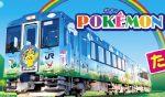 Japon un train Pokémon