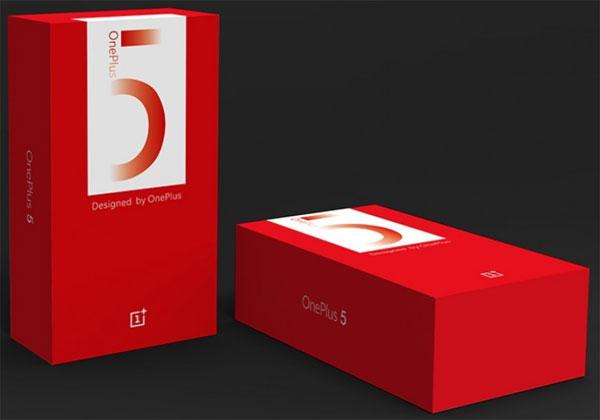 OnePlus 5 les dernières infos