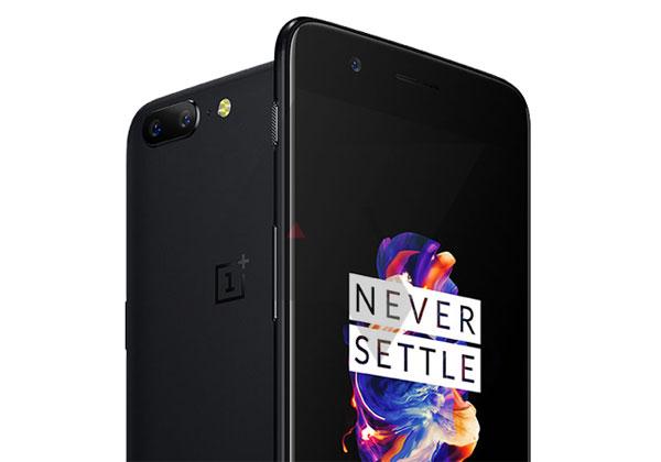 OnePlus 5 mise à jour Face Unlock