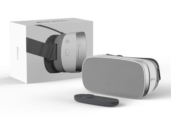 Pico Goblin casque de réalité virtuelle autonome