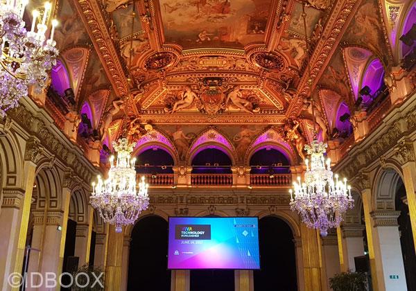 VivaTech 2017 Paris ouverture