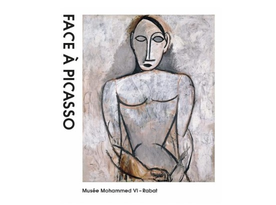 face a picasso catalogue musee mohammed VI