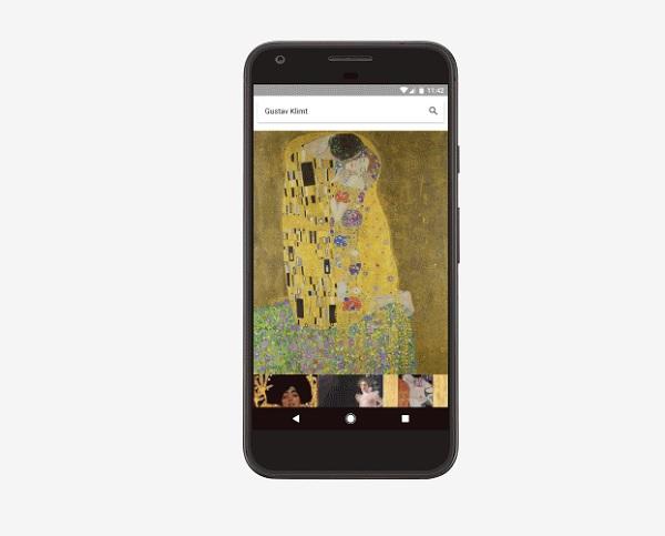 google art culture recherche oeuvre d art
