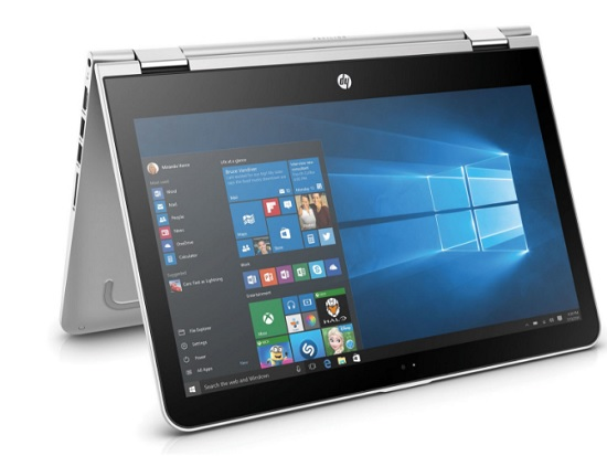 hp pavilion pc tactile bon plan
