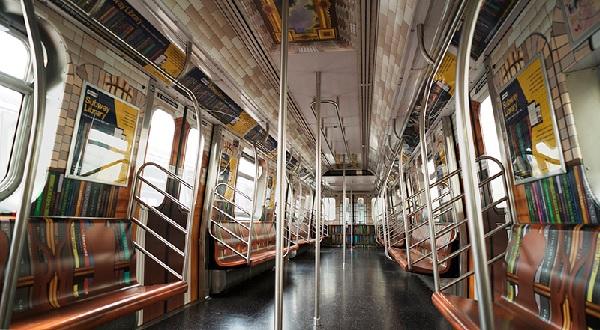 new york subway library metro livre ebook