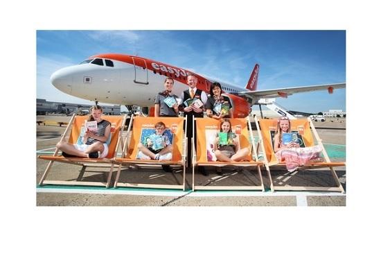 easyjet flybrary