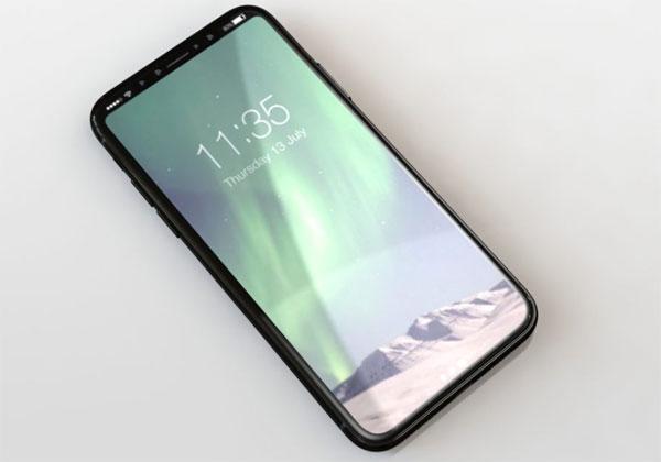 iPhone 8 des rendus réalistes