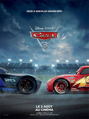 Cars 3 critique
