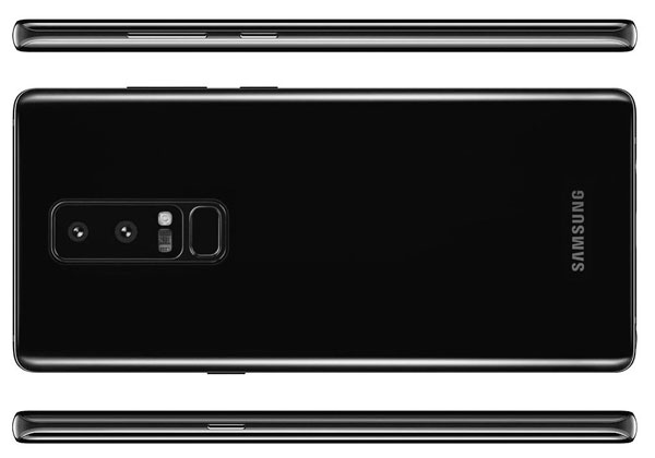 Galaxy Note 8 visuel officiel