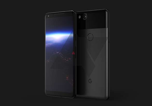Google Pixel 2 le 05 octobre