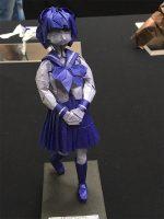 Japon Origami écolière