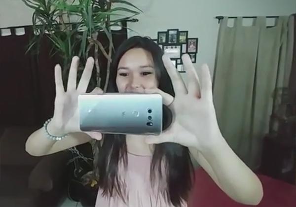 LG V30 en vidéo