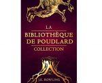 La Bibliothèque de Poudlard Collection harry potter