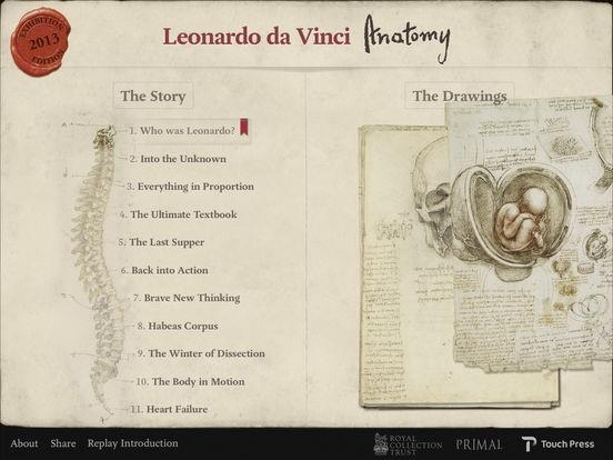 Leonard de vinci 1