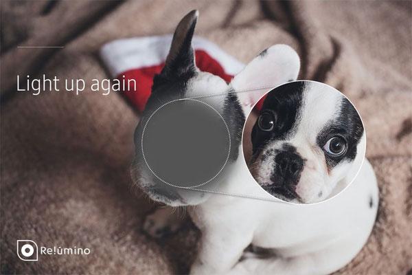 Samsung appli réalité virtuelle pour malvoyants
