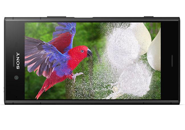 Sony Xperia XZ1 visuels presse