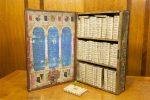 Bibliothèque de voyage 17eme siècle