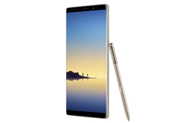 Samsung Galaxy Note 8 bon plan